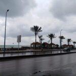 فى أول أيام  نوة «الفيضة الكبرى»..الأمطار الغزيرة تضرب شوارع الإسكندرية (فيديو)