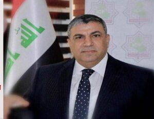 علي السنافي رئيس اتحاد المقاولين العرب