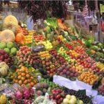 أسعار الفاكهة في سوق العبور اليوم الإثنين 11 يناير
